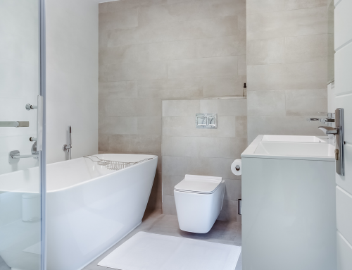 Dale Brown | Bathroom Project