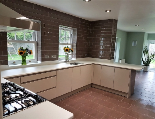 Dale Brown | Kitchen & Island Project