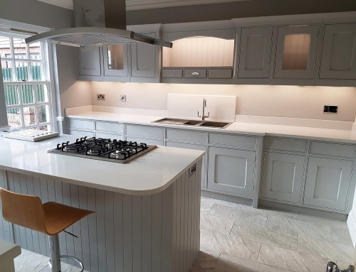 Dale Brown | Kitchen & Dinning Project